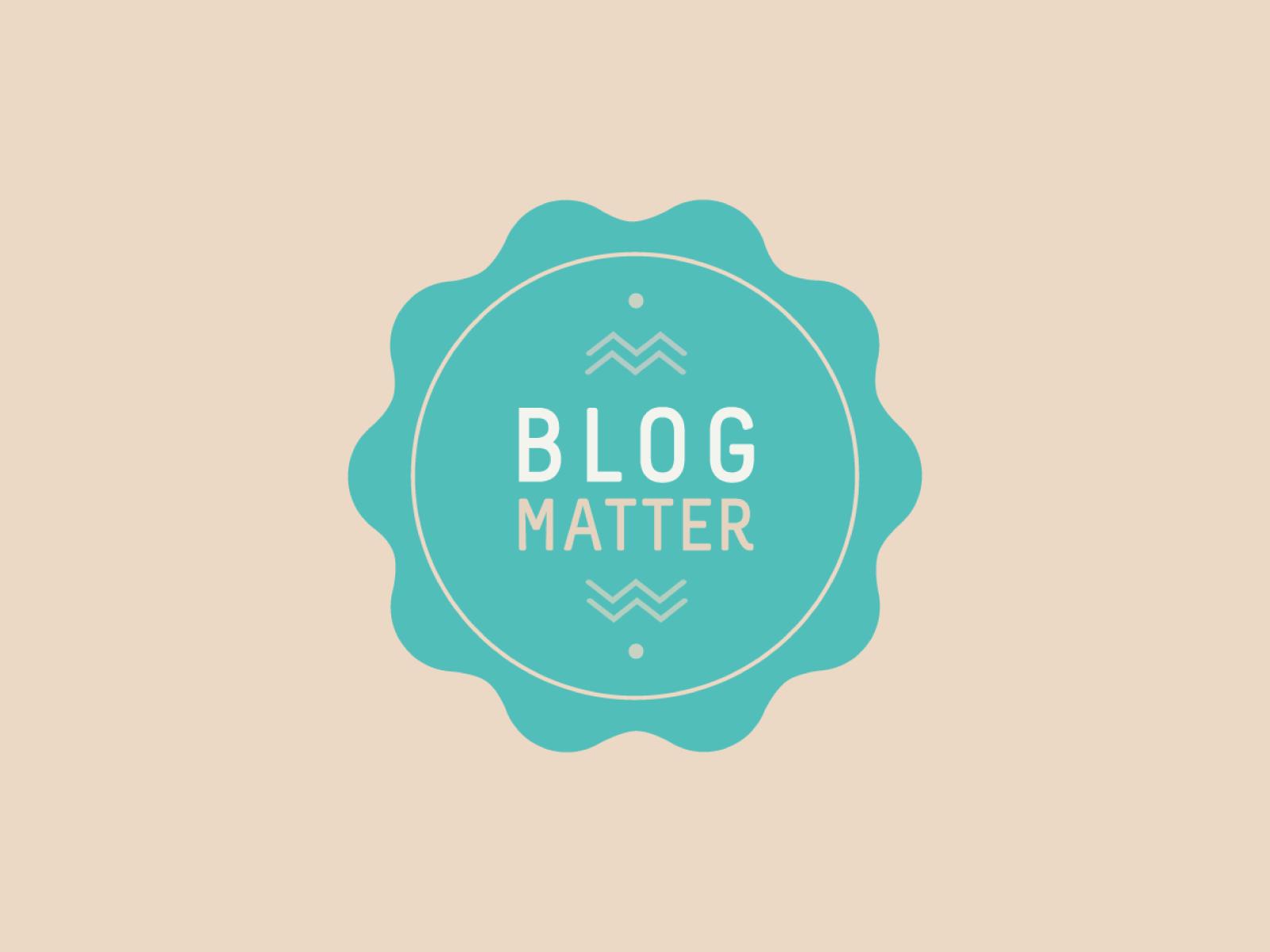 Blog Matter
