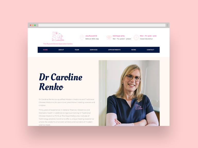 Dr Caroline Renko