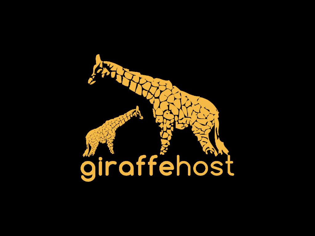 Giraffe Host Logo
