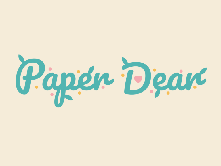 Paper Dear Logo
