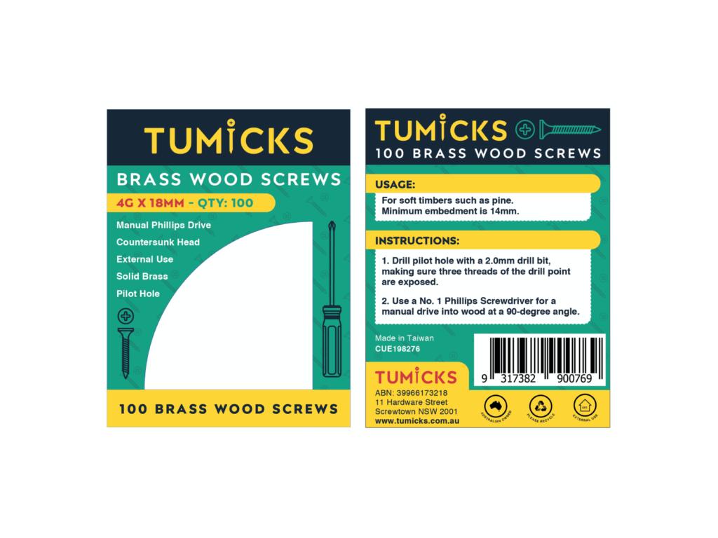 Tumicks Packaging 1