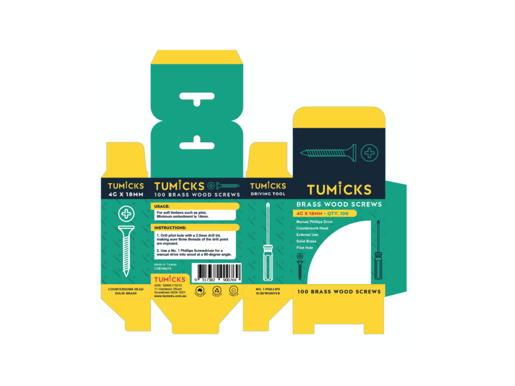 Tumicks Packaging 3