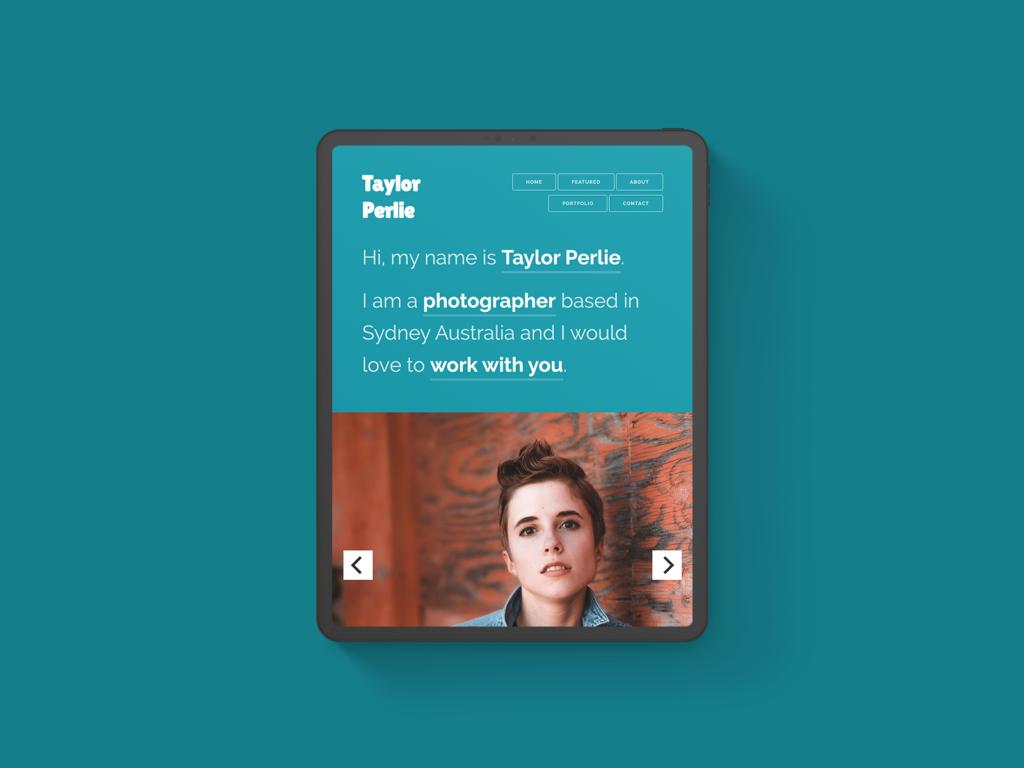 Taylor Perlie